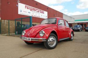 Volkswagen Beetle 1.2 2dr PETROL MANUAL ONLY 26k SH 1986 CLASSIC