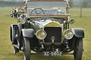 1919 Wolseley 16/20hp Five-seat Tourer Photo