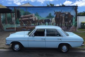 1975 Mercedes 230 4 Compact 4 CYL Auto Original Condition in QLD