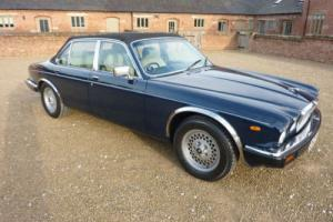 JAGUAR SERIES 3 CABRIOLET CONVERSION BY CABRIOLET INTERNATIONAL 1985 VERY RARE