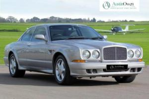 2002 02 BENTLEY CONTINENTAL 6.8 R MULLINER 2D AUTO 421 BHP Photo