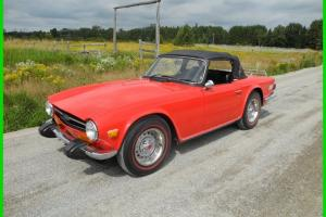 Triumph: TR6 Photo