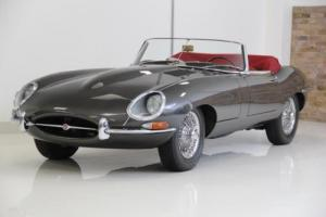 Jaguar E-Type Series 1 3.8 Roadster Photo