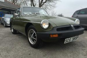 MG/ MGF B GT 1976 Phase 4 - FULLY RESTORED - HUGE HISTORY - MUST SEE