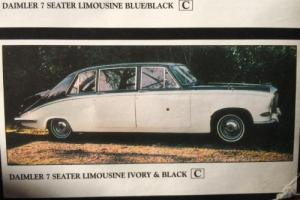 Daimler Limousine 4.2 Photo