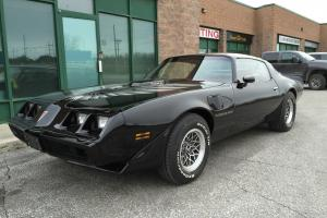 Pontiac: Trans Am TRANS -AM 4-SPEED