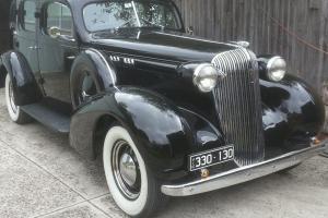 1936 Oldsmobile in VIC