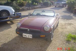 1979 MGB Tourer Good Solid Entry Level Mechanically Sound Performance MG in SA Photo