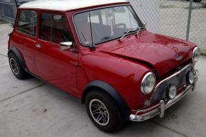 "1965 Austin mini cooper ""s"" Mk1 Classic mini fully restored antique"