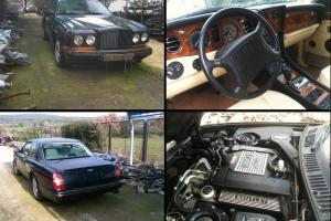 Bentley Continental S LHD  Photo