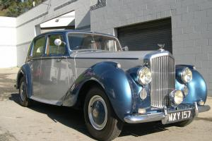 Bentley MKVI 1952  Photo