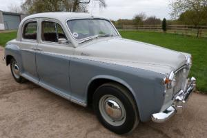 ROVER P4 90 BEAUTIFUL EXAMPLE WITH JUST 76,000 MILES