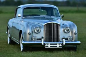 1957 Bentley S1 Continental Park Ward 2 door Coupe