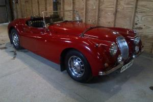 JAGUAR XK120 XK140 XK150 ARISTOCAT 4.2 MOD - VERY RARE AND DESIRABLE..
