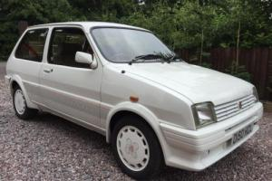 MG METRO TURBO 1986 D reg