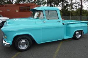 1955 Chevrolet 3100 2nd Series Pickup UTE NOT A Camaro Mustang Chevelle in VIC