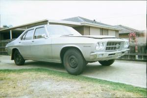 Holden HQ 1972 Premier in VIC