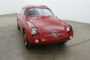1960 Fiat Abarth Double Bubble
