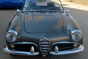 1963 Alfa Romeo Other Photo