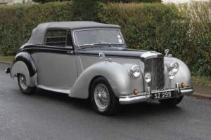 1955 ALVIS TC21/100 'GREY LADY' DHC Photo