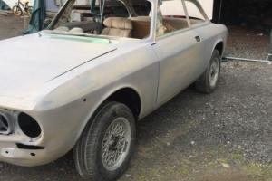 ALFA ROMEO 1750 GTV 1968 most parts with car