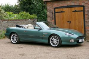 2000 Aston Martin DB7 V12 Vantage Volante Photo