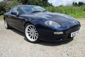 1996 Aston Martin DB7 Photo