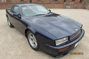 ASTON MARTIN VIRAGE 5340CC V8 AUTOMATIC 1991 FULL SERVICE 500 MILES AGO Photo