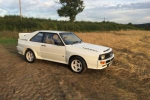 Audi Quattro ur sports Quattro Photo