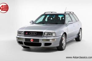FOR SALE: Audi RS2 Avant 1995