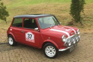 EXCELLENT CLASSIC MINI with 1275 GT TUNED Engine