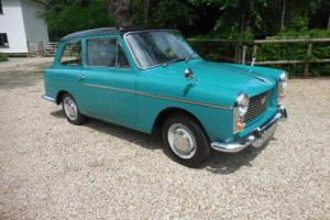 1961 AUSTIN A40 FARINA (CREDIT/DEBIT CARDS ACCEPTED)