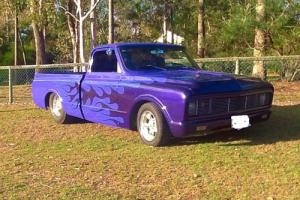 Chevy C10 1972 in QLD
