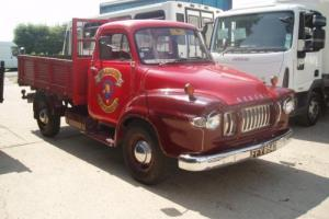 BEDFORD J TYPE CLASSIC DROPSIDE TRUCK 2.2 DIESEL LORRY 1966 Photo