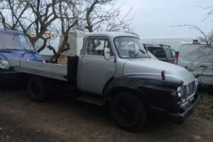BEDFORD J TYPE SILVER/BLACKONE OWNER FROM 1965