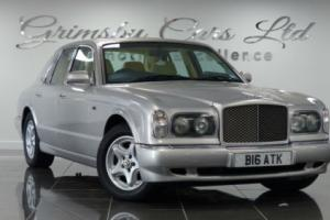 Bentley Arnage 4.4 V8 auto