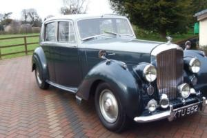 1948 Bentley MK VI Photo