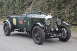 1927 BENTLEY 4.5 LITRE LE MANS Photo