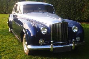 Bentley S2 1960 Photo