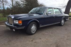 1984 BENTLEY Mulsanne Turbo 28,000 miles FSH may px PRICE REDUCED