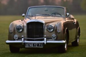 1959 Bentley S1 Continental Park Ward Cabriolet LHD