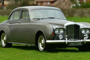 1964 Bentley S3 Continental 4 door saloon by James Young