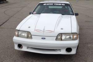 1988 Ford Mustang FULL RACE OR PRO STREET