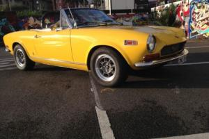 1970 Fiat 124 Spider in VIC