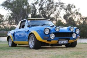 Fiat 124 Spider Abarth Replica in VIC for Sale
