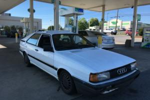 1987 Audi Other GT Coupe Photo
