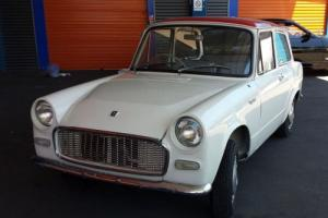 Rare 1960s Highly Collectable Toyota Publica 2 Door Coupe Suit Corolla Fiat