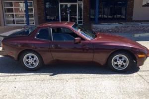 1987 Porsche 944 944 924 911 Turbo Photo
