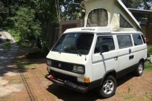 1986 Volkswagen Bus/Vanagon Photo