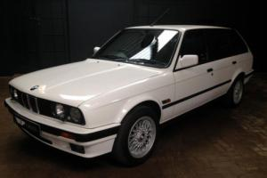 1989 BMW E30 325I TOURING MANUAL WHITE